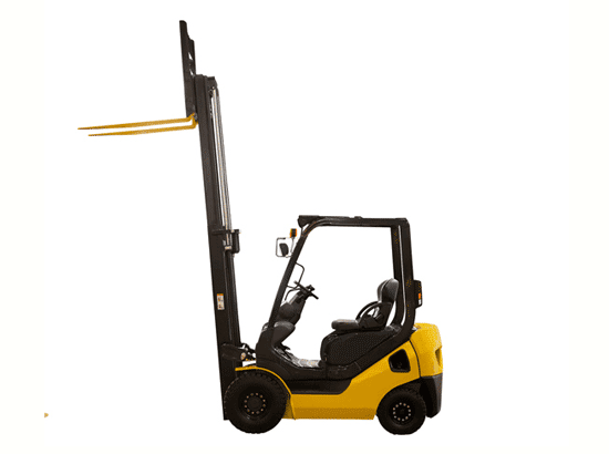 Save 10-30% When You Order Komatsu Forklift Parts