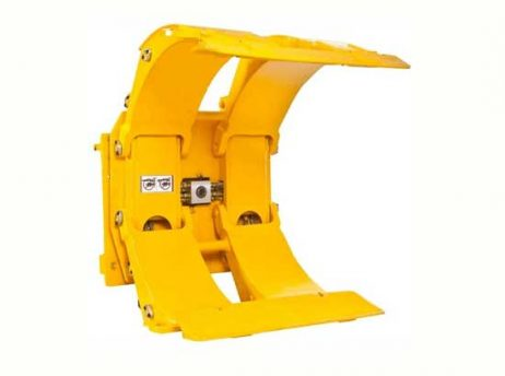Roll Clamp Forklift Attachment